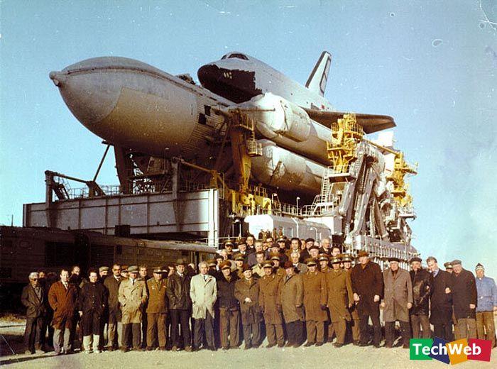 暴风雪-苏联航天飞机传奇4